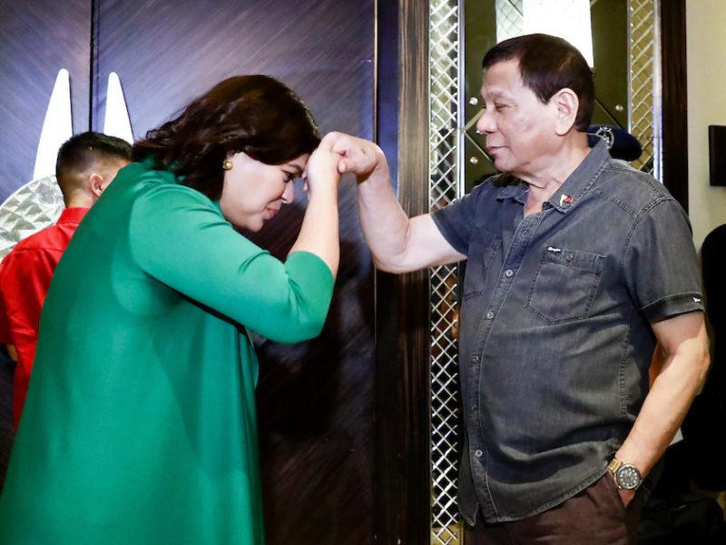 Duterte name working for Sara: Pulse Asia president